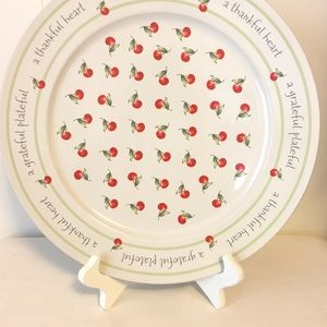 Hallmark Porcelain Appreciation Plate / 2005